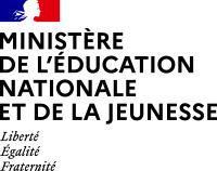 Logo officiel education nationale